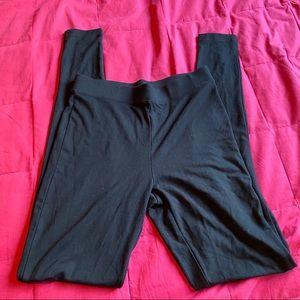GAP leggings medium tall black